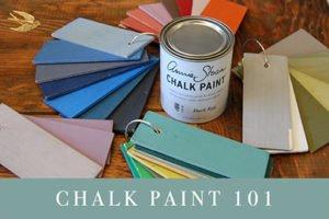 Annie Sloan, chalk paint, classes